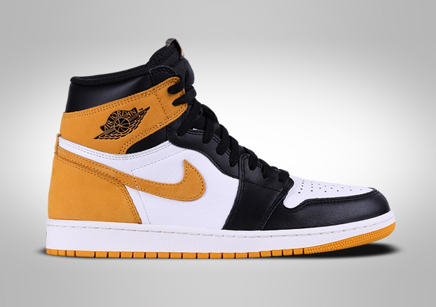 b422fbc3888a NIKE AIR JORDAN 1 RETRO HIGH OG YELLOW OCHRE price €345.00 ...
