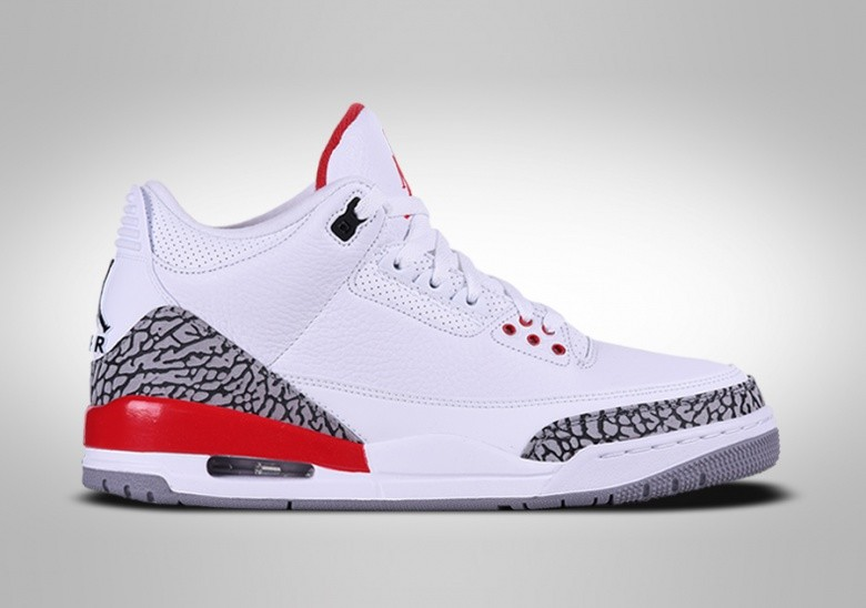 NIKE AIR JORDAN 3 RETRO KATRINA