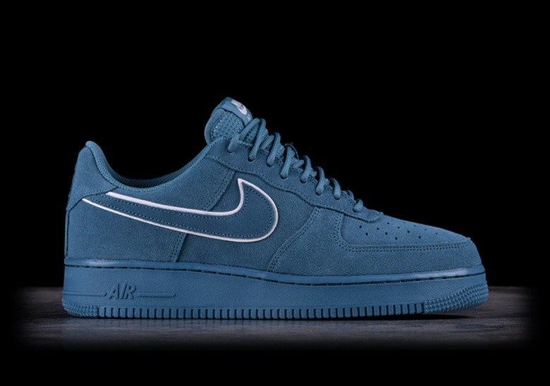 premium selection fd500 1112a NIKE AIR FORCE 1  07 LV8 SUEDE NOISE AQUA