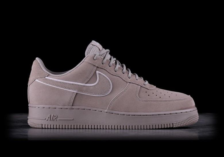 best service b9188 f66b0 NIKE AIR FORCE 1  07 LV8 SUEDE TAUPE