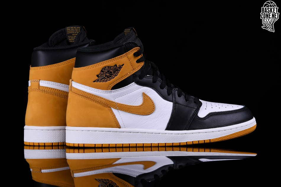 35cbd68eecec6d NIKE AIR JORDAN 1 RETRO HIGH OG YELLOW OCHRE price €345.00 ...