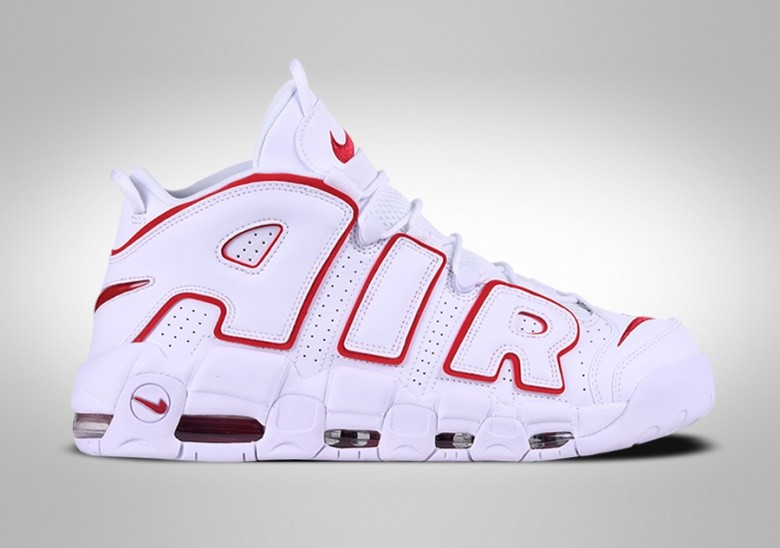 34a8d1946dbf NIKE AIR MORE UPTEMPO  96 WHITE VARSITY RED price €167.50 ...