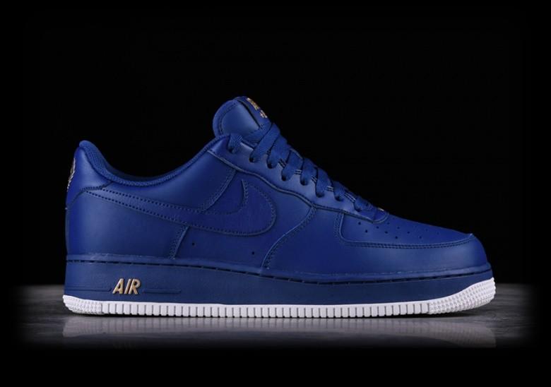 wholesale dealer 0a2a7 dba14 NIKE AIR FORCE 1  07 DEEP ROYAL BLUE