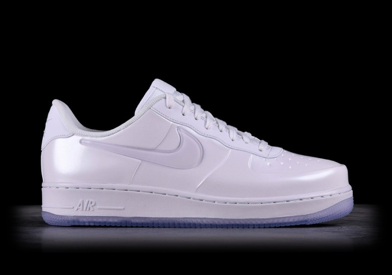 cheap for discount 198a5 e178e NIKE AIR FORCE 1 FOAMPOSITE PRO CUP TRIPLE WHITE