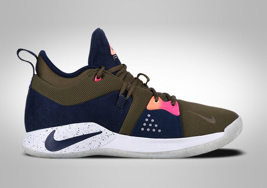 Buty koszykarskie PG 2 | Buty  Nike Basketball (AJ2039 300