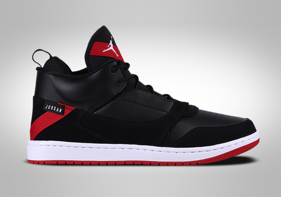 more photos 074d5 7ab20 NIKE AIR JORDAN FADEAWAY BRED