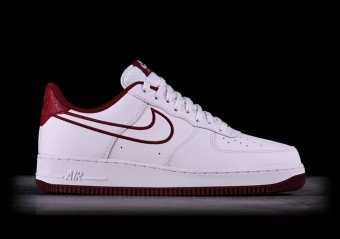 NIKE AIR FORCE 1 '07 LEATHER WHITE