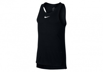 NIKE BREATHE ELITE BASKETBALL TOP BLACK