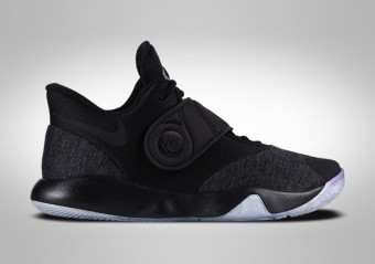 NIKE KD TREY 5 VI BLACK DARK GREY