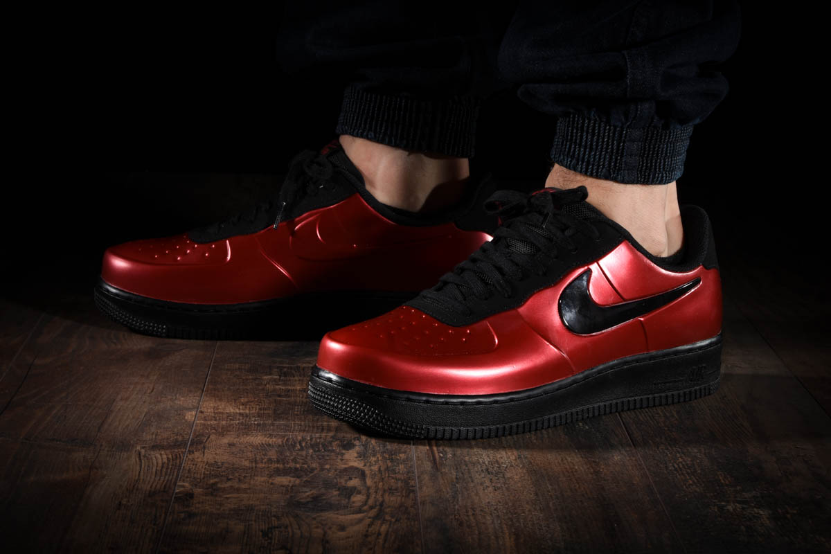 NIKE AIR FORCE 1 FOAMPOSITE PRO CUP COUGH DROP for £140.00