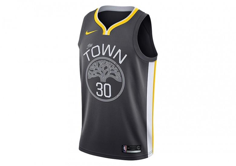 promo code 753a1 15f03 NIKE NBA GOLDEN STATE WARRIORS STEPHEN CURRY SWINGMAN JERSEY ...