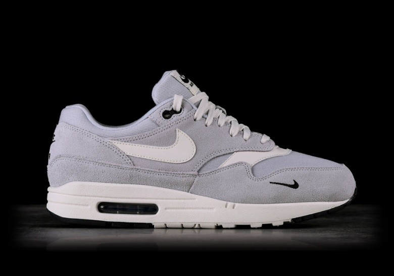 hot sale online b6202 6e2a8 NIKE AIR MAX 1 PREMIUM PURE PLATINUM