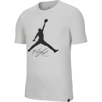 AIR JORDAN JUMPMAN FLIGHT DNA GRAPHIC 1 CEMENT TEE