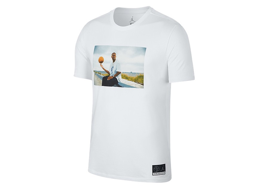7f18e6522ac NIKE AIR JORDAN SPORTSWEAR 'HE GOT GAME' JESUS TEE WHITE price ...