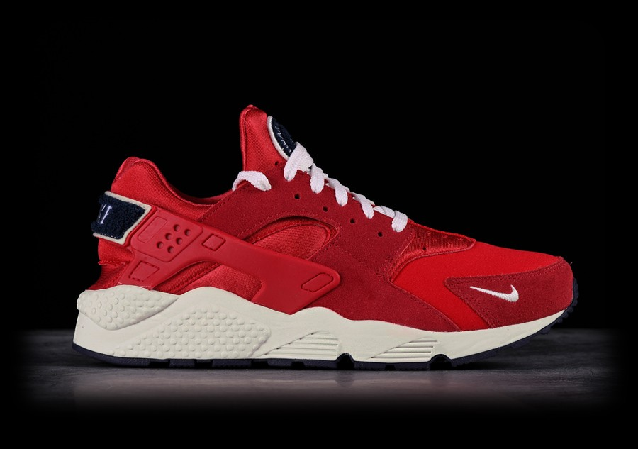 612fb183e704f NIKE AIR HUARACHE RUN PREMIUM UNIVERSITY RED price €112.50 ...