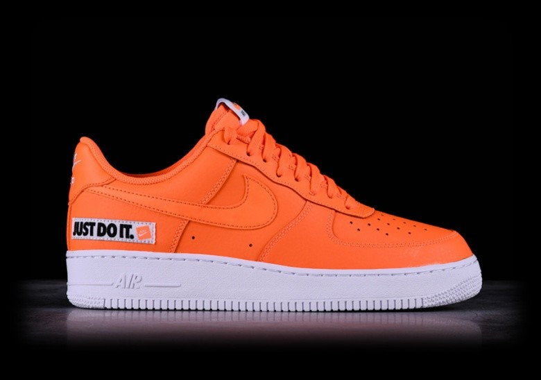 the best attitude a01f1 2f551 NIKE AIR FORCE 1  07 LV8 LTHR JUST DO IT