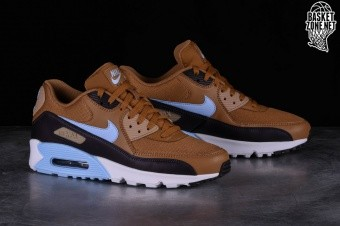 cheap for discount db83c a60ee NIKE AIR MAX 90 ESSENTIAL MUTED BRONZE