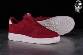 c3109eb25e1d NIKE AIR FORCE 1  07 SUEDE RED CRUSH price €102.50