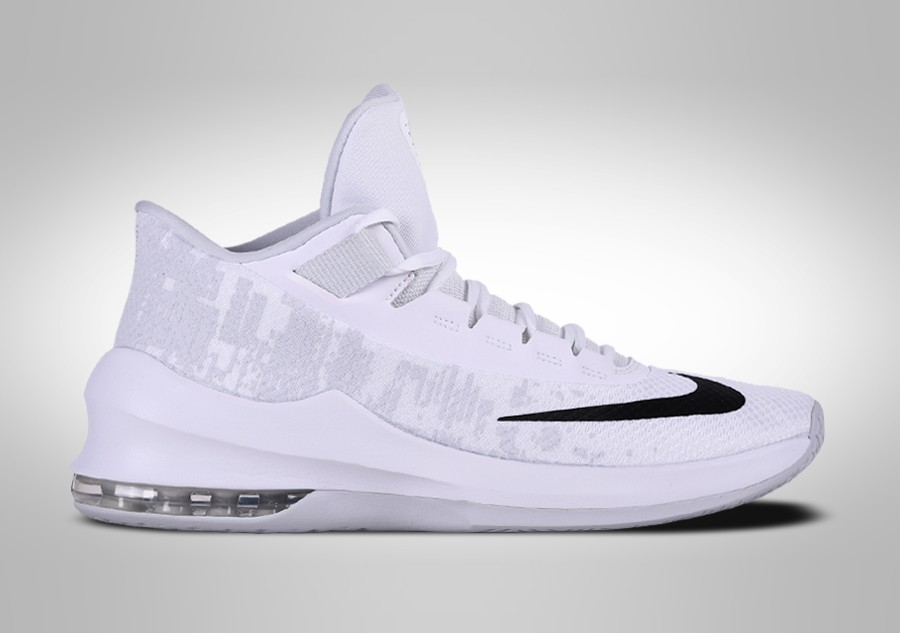 376369959f NIKE AIR MAX INFURIATE 2 MID WHITE price €85.00 | Basketzone.net