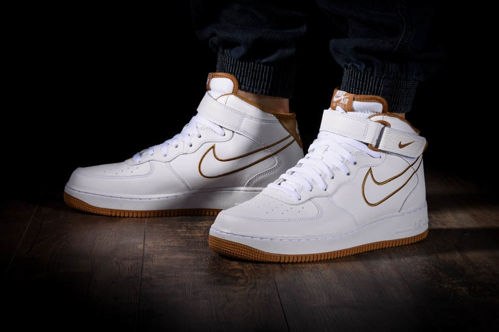 NIKE AIR FORCE 1 MID '07 LEATHER for