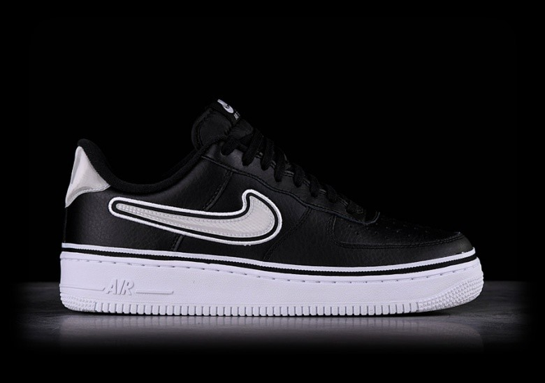 NIKE AIR FORCE 1 '07 LV8 NBA SPORT PACK BLACK EDITION per