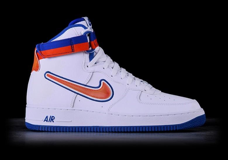 nike air force 1 high 07 lv8 blue