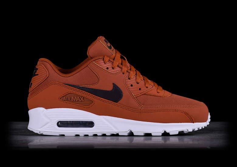 newest 7ccc7 63d3a NIKE AIR MAX 90 ESSENTIAL DARK RUSSET
