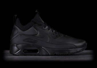 NIKE AIR MAX 90 ULTRA MID WINTER BLACK