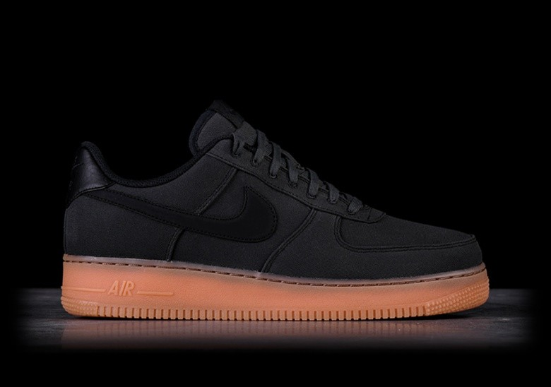 85c75a22 NIKE AIR FORCE 1 '07 LV8 STYLE BLACK