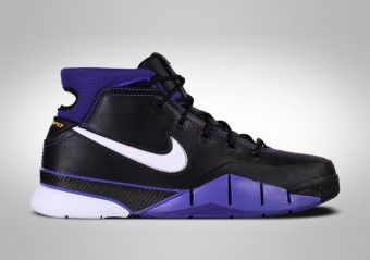 size 40 98b73 67cdc BASKETBALL SHOES. NIKE ZOOM KOBE 1 PROTRO BLACK OUT