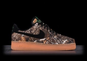 NIKE AIR FORCE 1 '07 LV8 3 REALTREE BLACK