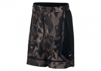 NIKE KYRIE DRY ELITE SHORTS OREWOOD BROWN