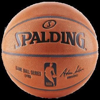 SPALDING NBA GAMEBALL REPLICA OUTDOOR (SIZE 7)