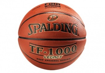 SPALDING TF 1000 LEGACY FIBA (SIZE 7) ORANGE