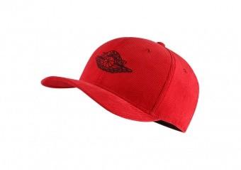 NIKE AIR JORDAN CLASSIC99 WINGS HAT GYM RED