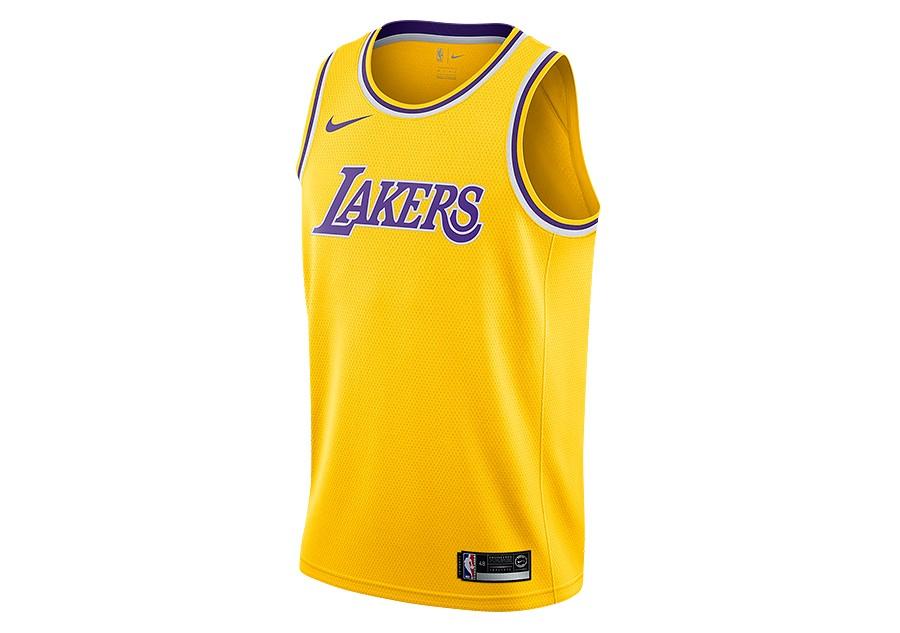 b902e862e Fan Apparel   Souvenirs NWT NIKE LONZO BALL  2 Los Angeles Lakers Swingman  Icon Jersey Purple ...