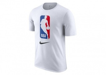 NIKE NBA TEAM 31 DRY TEE WHITE