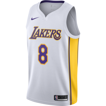 NIKE NBA LOS ANGELES LAKERS THERMAFLEX SHOWTIME PANTS for £90 00