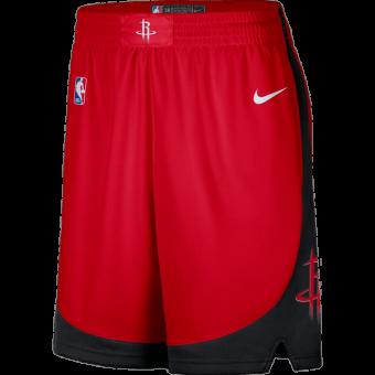 NIKE NBA HOUSTON ROCKETS ICON EDITION SWINGMAN SHORT ROAD