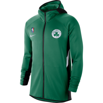 NIKE NBA BOSTON CELTICS THREMAFLEX SHOWTIME HOODIE