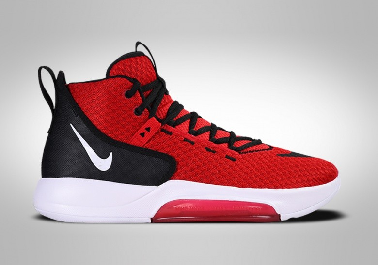 NIKE ZOOM RIZE TB UNIVERSITY RED