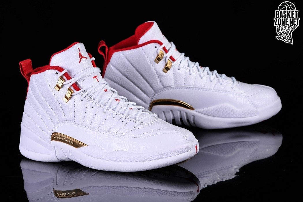 Nike Air Jordan 12 Retro Fiba Price 272 50 Basketzone Net