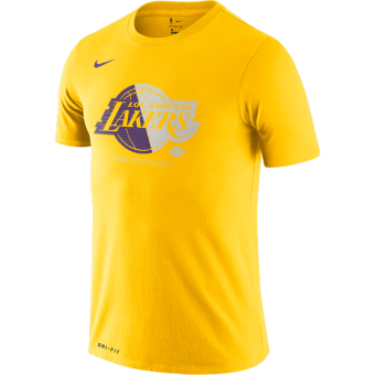 NIKE NBA LOS ANGELES LAKERS LOGO Dri-FIT TEE