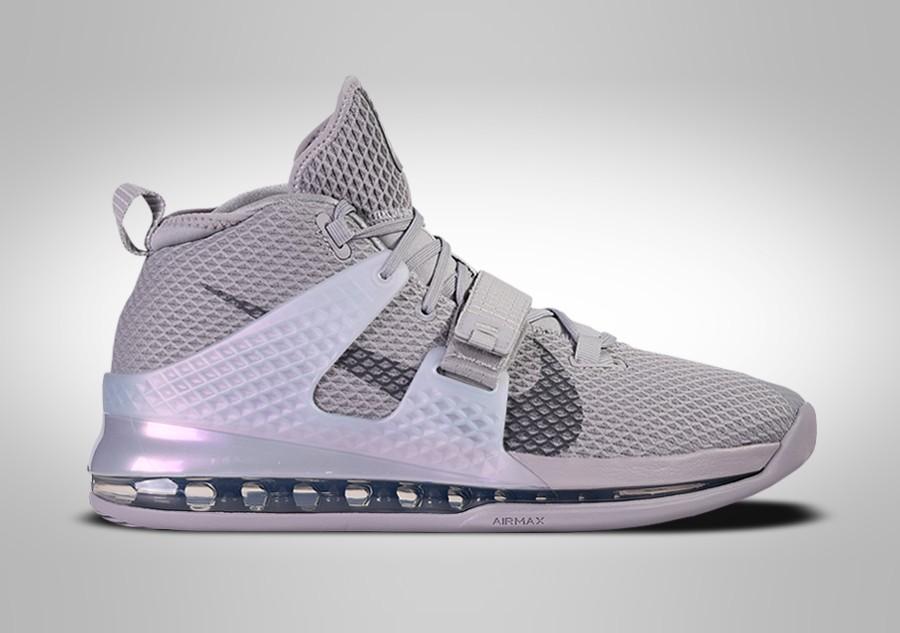 Nike Air Force Max Ii Grey Anthony Davis Price 135 00