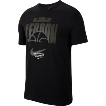 NIKE LEBRON DRI-FIT BASKETBALL TEE