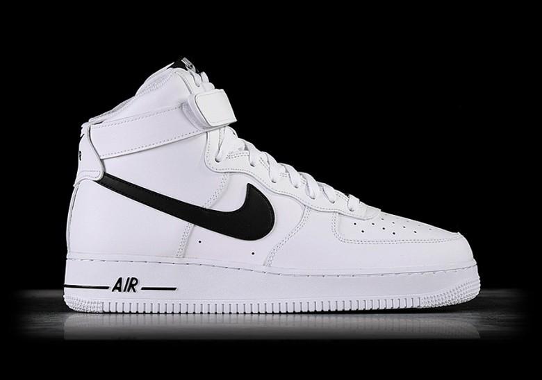 Nike Air Force 1 High '07 An20 WhiteBlack in 2020 | Nike