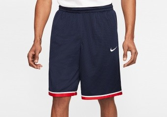 NIKE Dri-FIT CLASSIC SHORTS COLLEGE NAVY