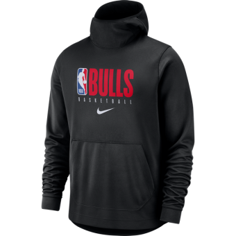 NIKE NBA CHICAGO BULLS SPOTLIGHT HOODIE