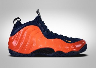 NIKE AIR FOAMPOSITE ONE RUGGED ORANGE PENNY HARDAWAY