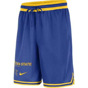 NIKE NBA GOLDEN STATE WARRIORS COURTSIDE SHORTS
